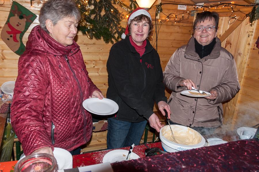 Weihnachtswald in Esens vom 7.Dez bis 9. Dez 2018