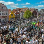 Schützenfest vom 12 Juli bis 16. Juli 2019 in Esens