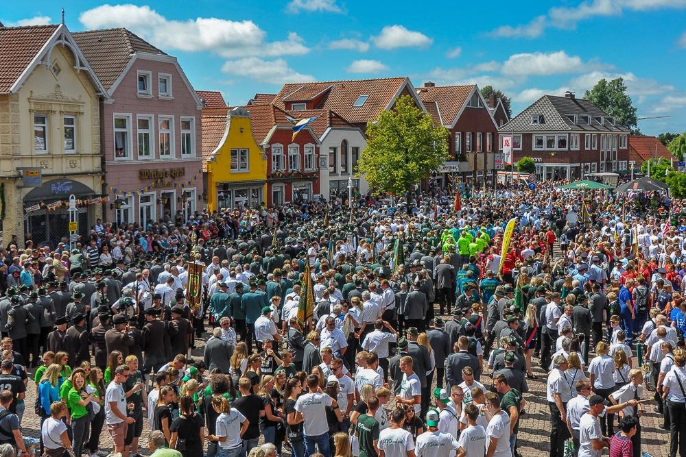 12.07.2019 bis 16.07.2019 - Schützenfest in Esens