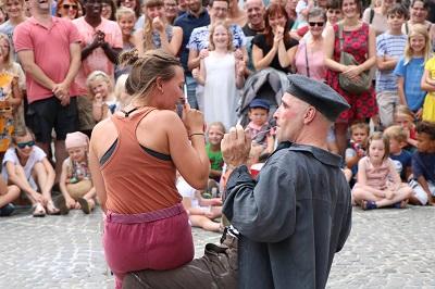 10. Esenser Kleinkunstfestival - Internationaler Straßenzirkus 18. Juni 2022